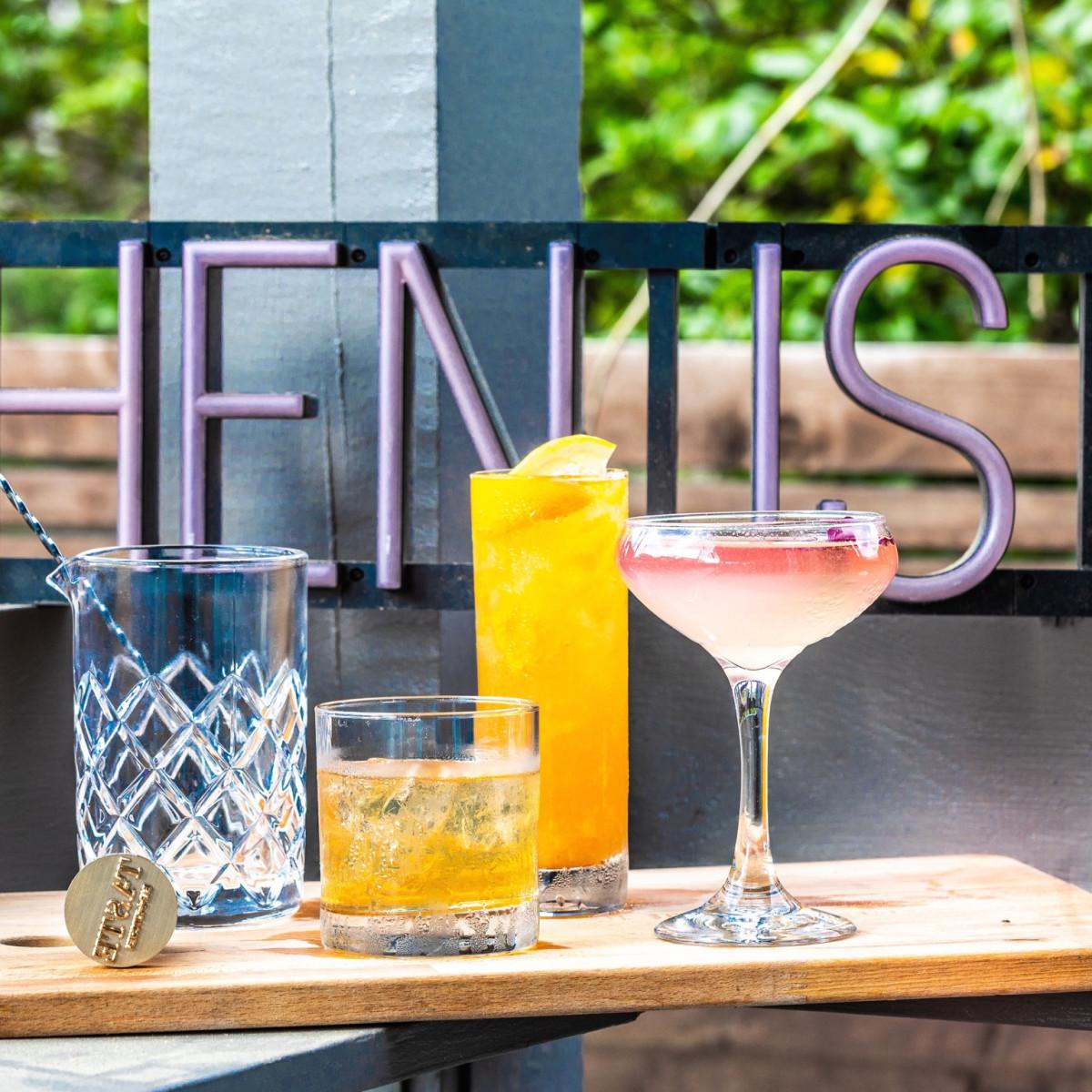 Taste Bar + Kitchen cocktails