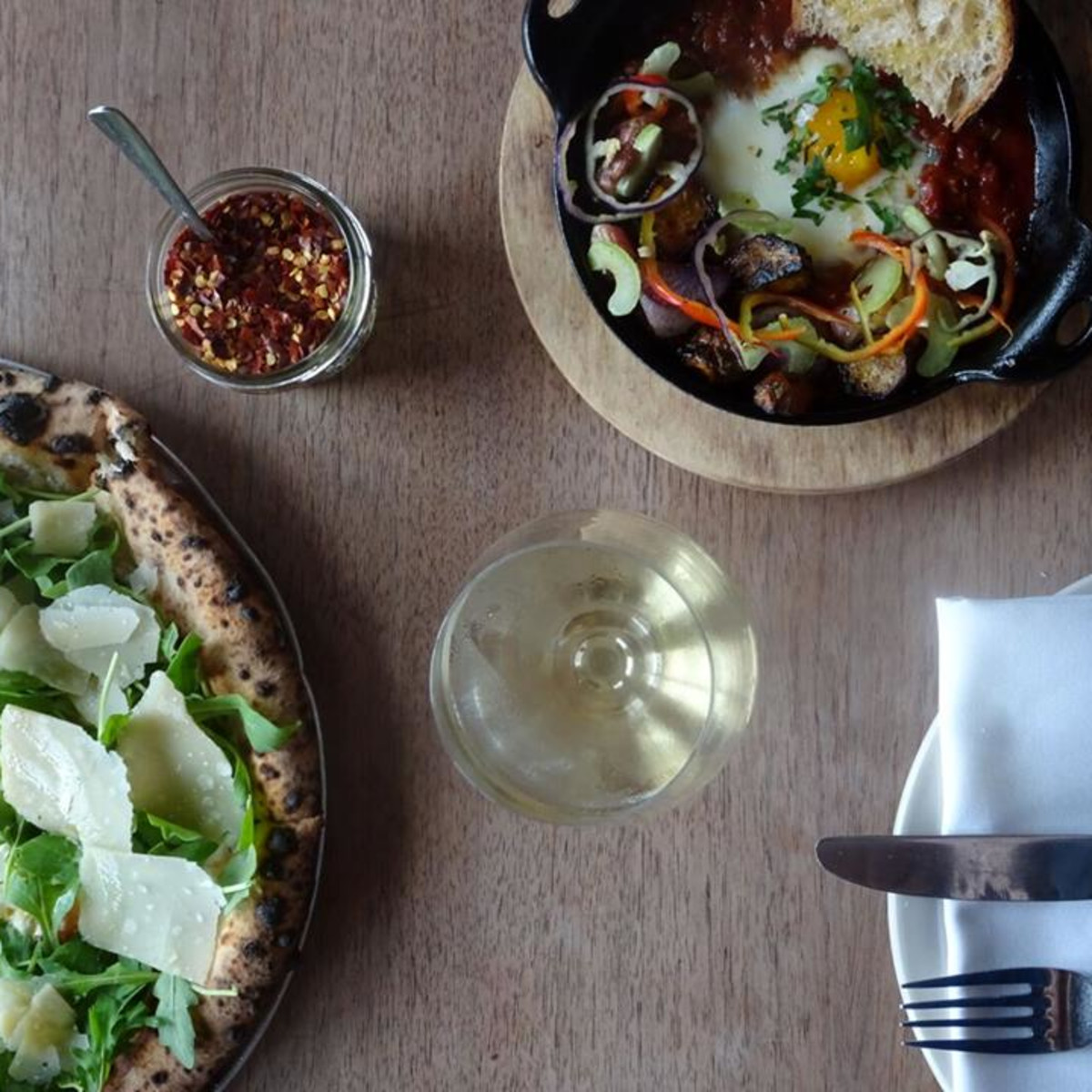 Bufalina Pizza & Wine