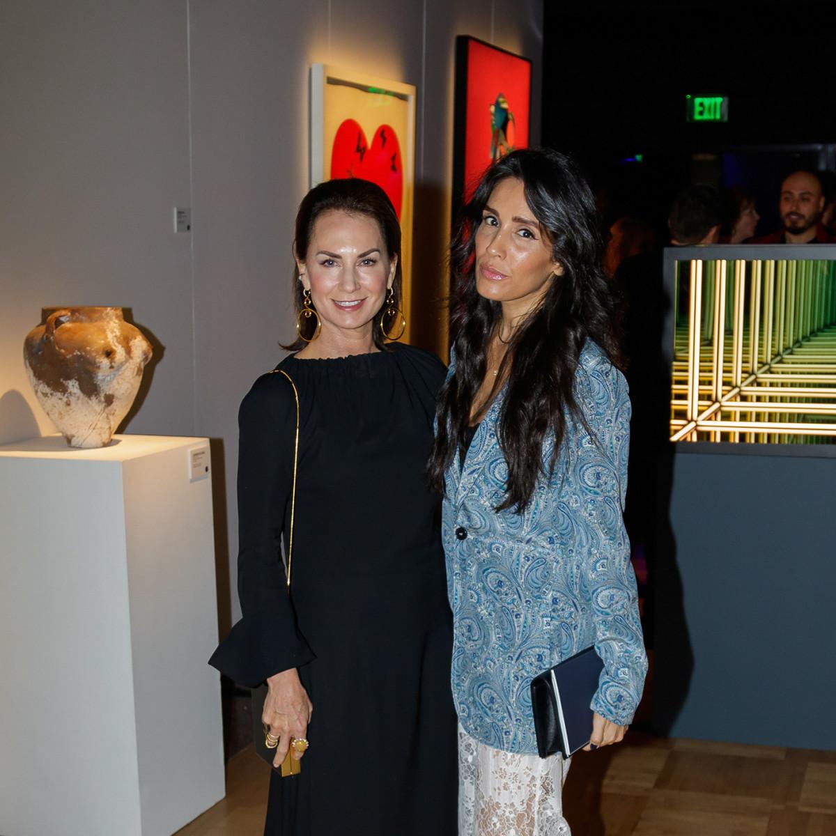 Cheryl Maas, Kristie Ramirez