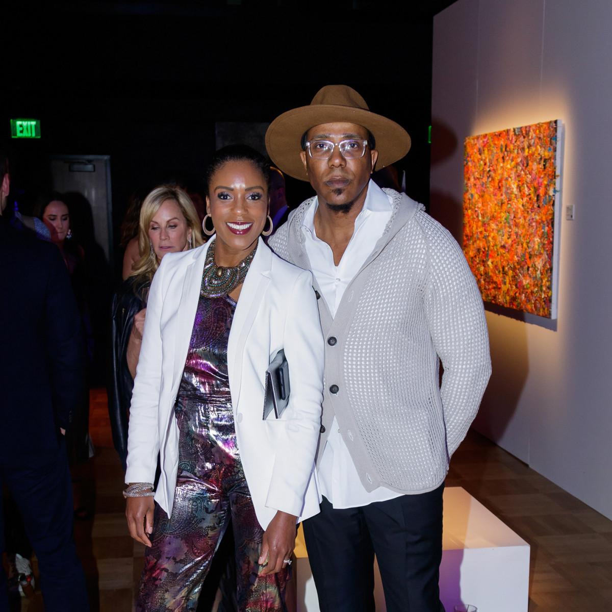 Jessica Shepherd, Marvin Jackson