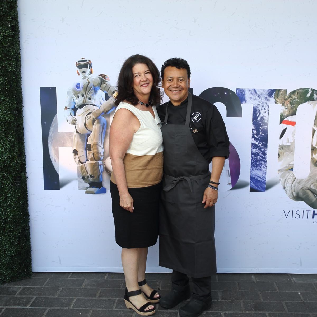 James Beard Foundation dinner Tracy Vaught Hugo Ortega