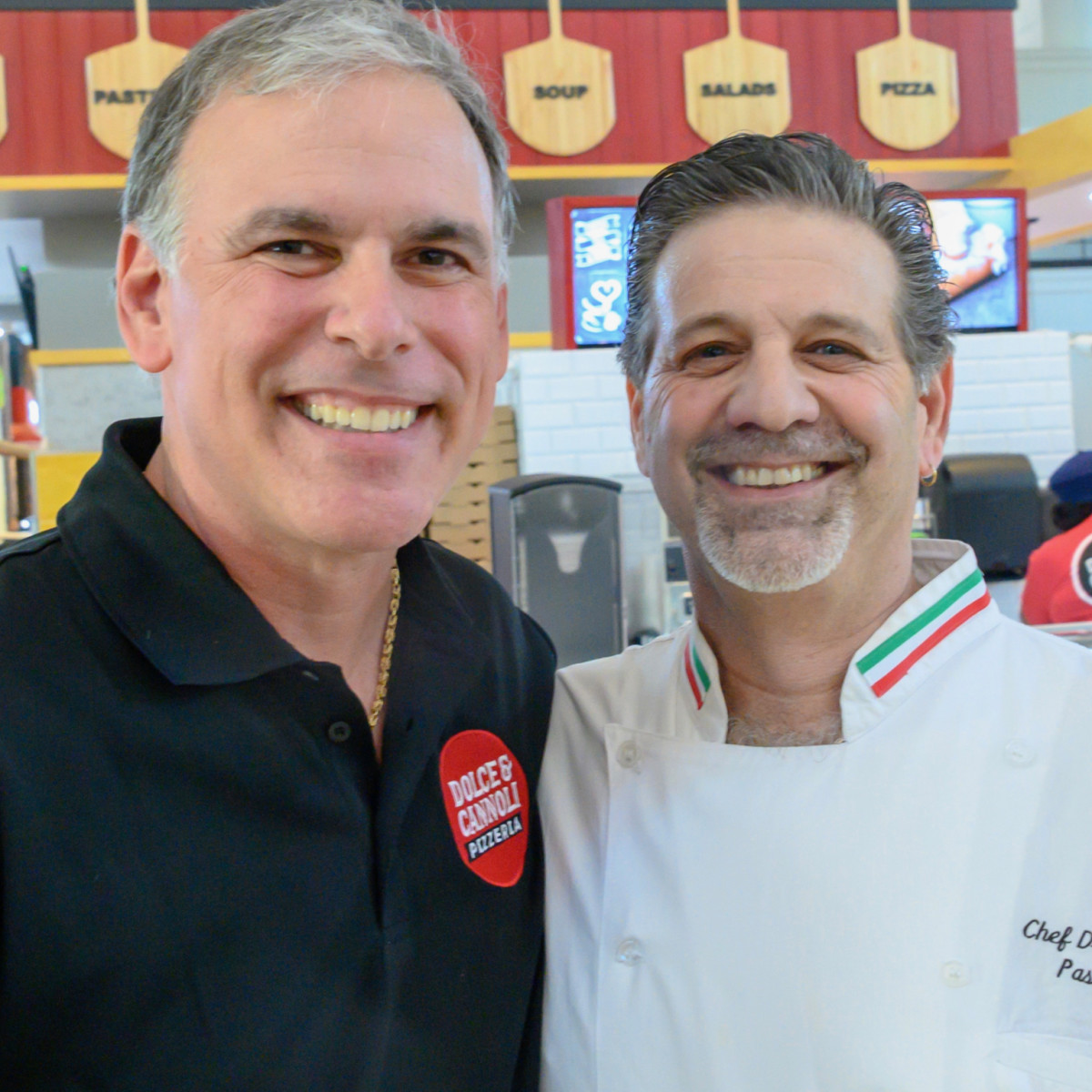 Dolce & Cannoli Pizzeria Drew Rogers Jason Piltzmaker