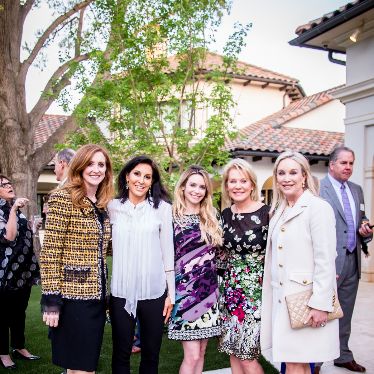 Tiffany Divis, Rhonda Marcus, Nicole Stephenson, Lisa Genecov, Kim Hext