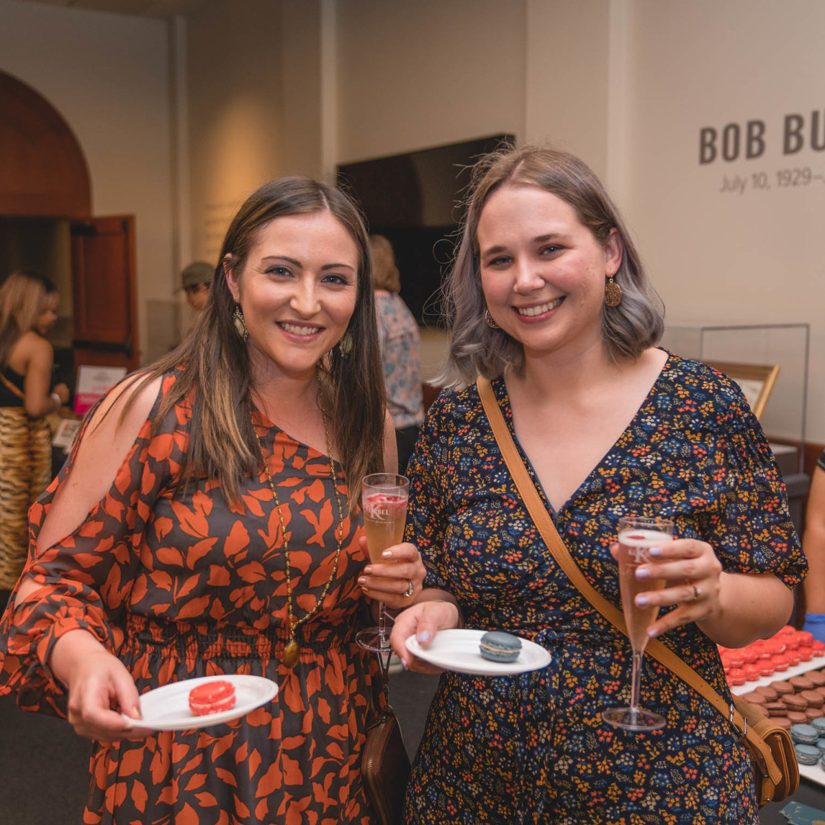 CultureMap Tastemakers 2019 Bob Bullock Museum Nicole Ferguson Caitlin Robertson