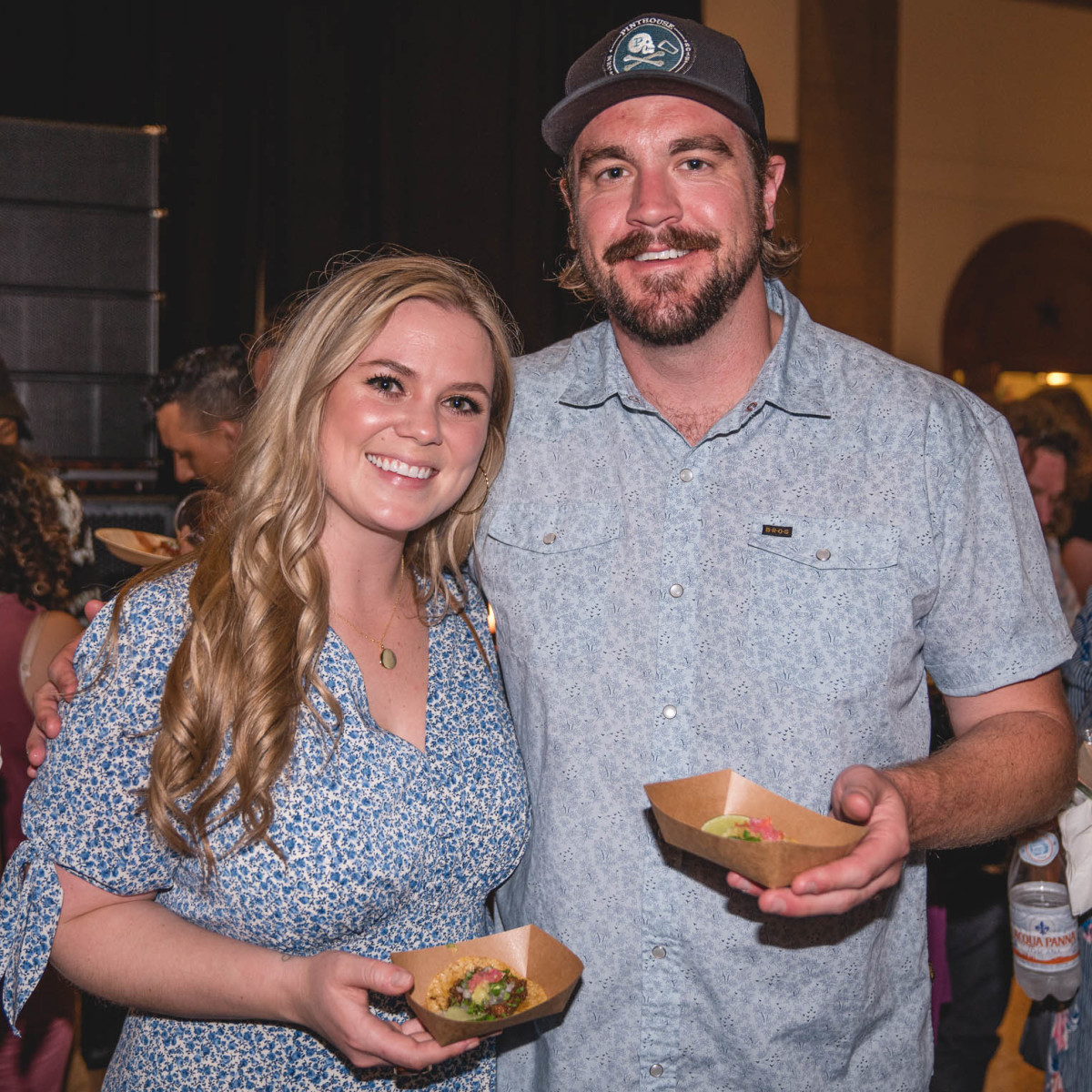 CultureMap Tastemakers 2019 Bob Bullock Museum Taylor Morrissey Grant Weckerly
