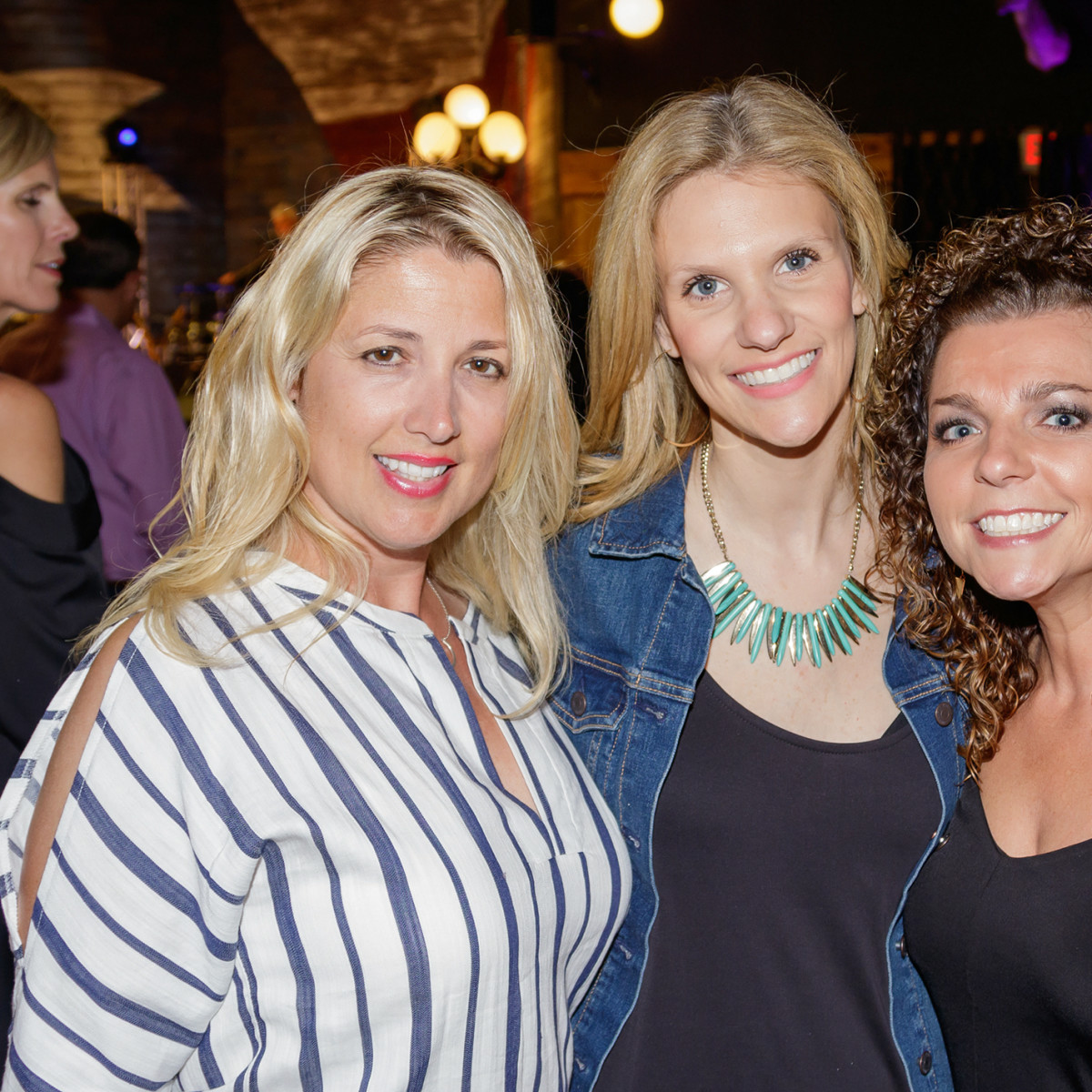 Holly Magnuson, Erin Fulton, Liesel Herrera