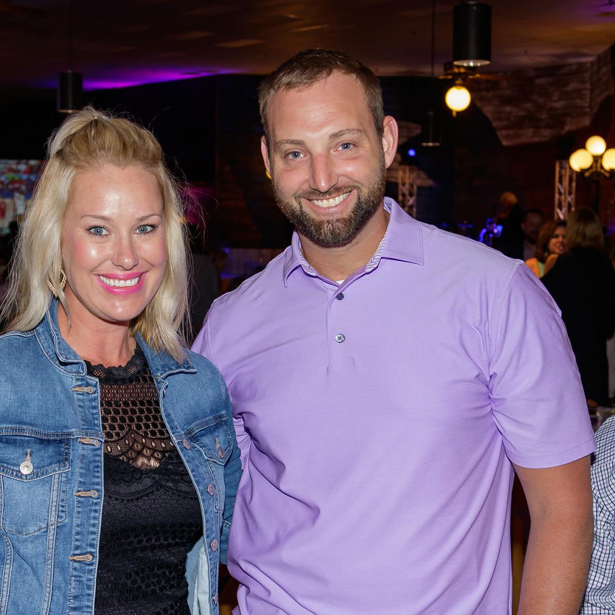 Sharon Kroth, Adam Kroth