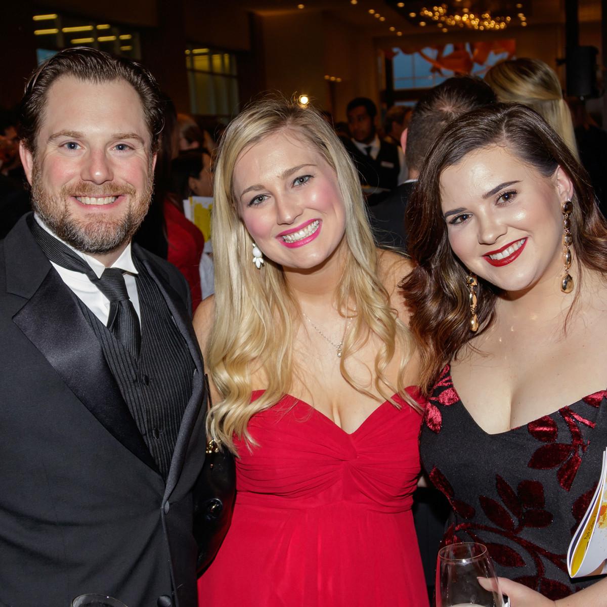 Jonathan Rothschild, Caitlyn Greene, Katelyn Hogan