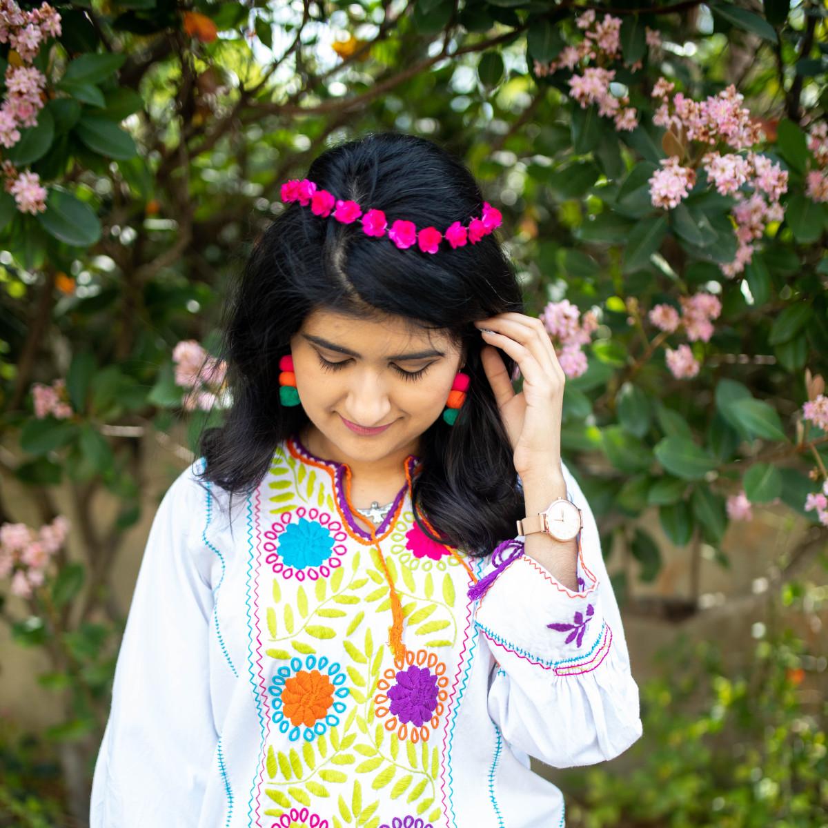 Fiesta fashion nativa