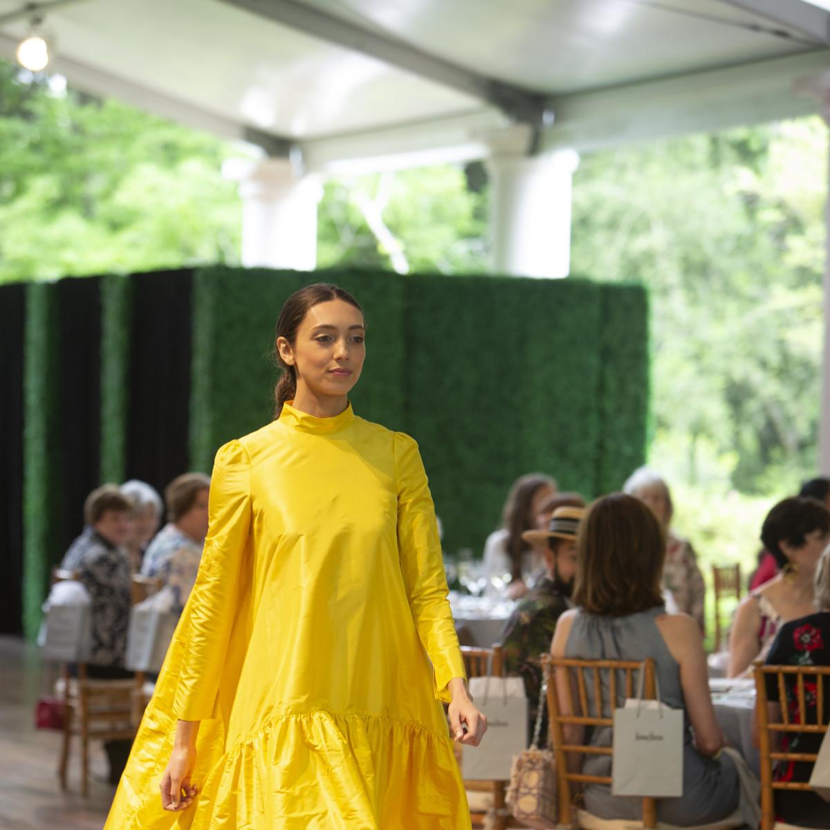 Bayou Bend Fashion Show Luncheon Kate Upton