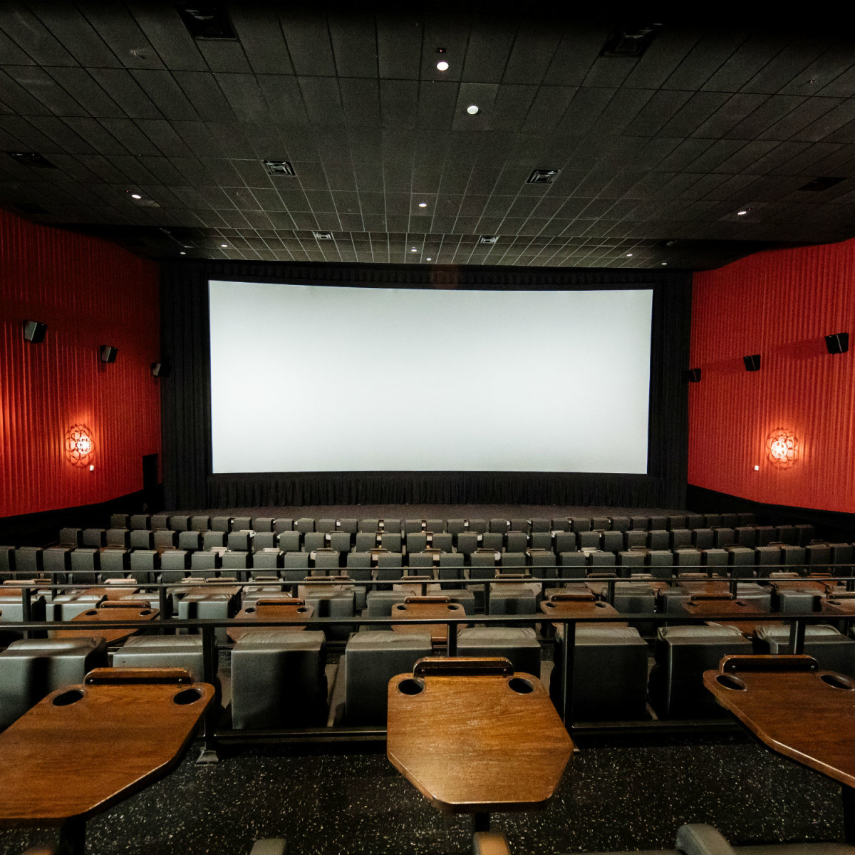 Alamo Drafthouse North Richland Hills auditorium