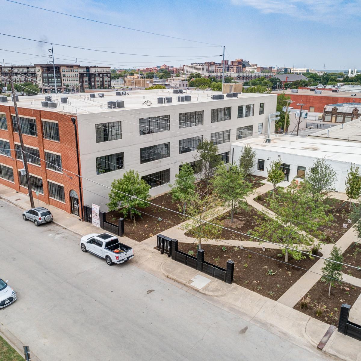 Dickson-Jenkins lofts Fort Worth