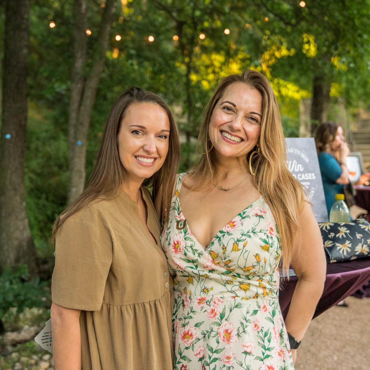 Umlauf Garden Party 2019 Megan Bedford Lisa Munoz