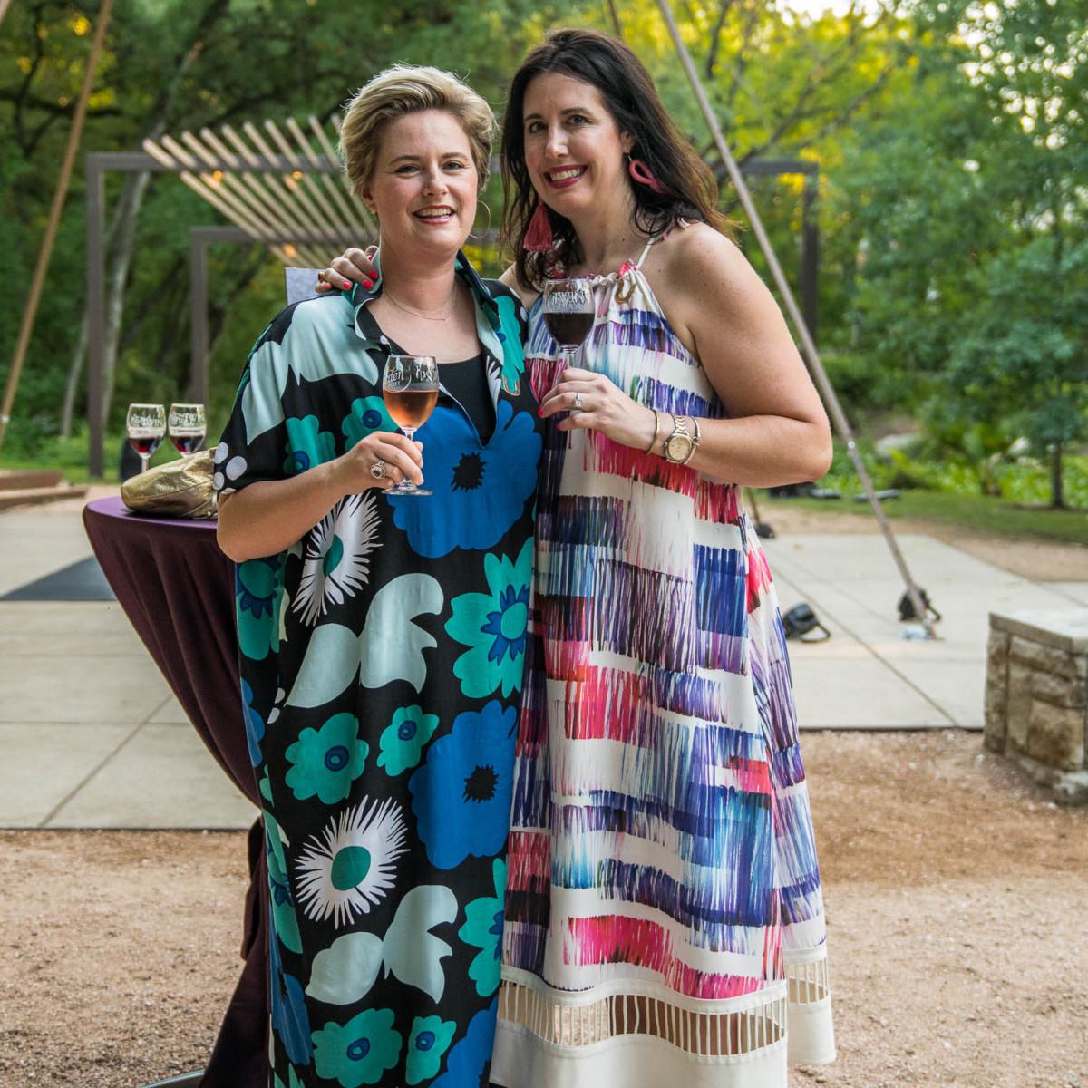Umlauf Garden Party 2019 Whitney Zennadi Brooke Hester