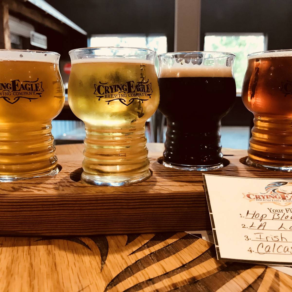 Crying Eagle Brewing Co. in Lake Charles, Louisiana