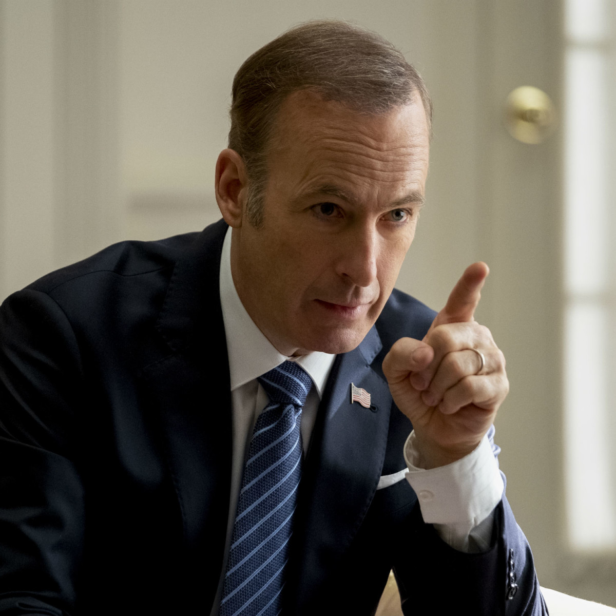 Bob Odenkirk in Long Shot