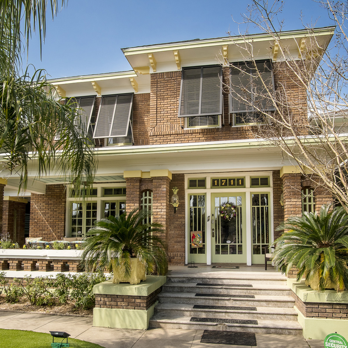 Galveston Historic Home Tour