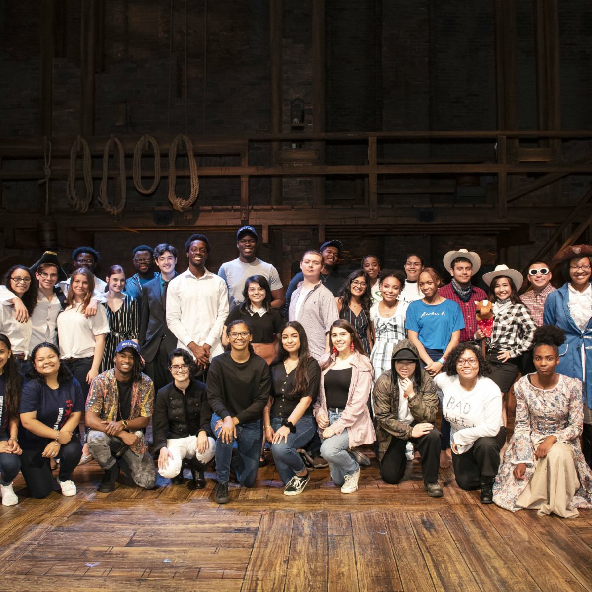 Student performers at EduHam in Dallas