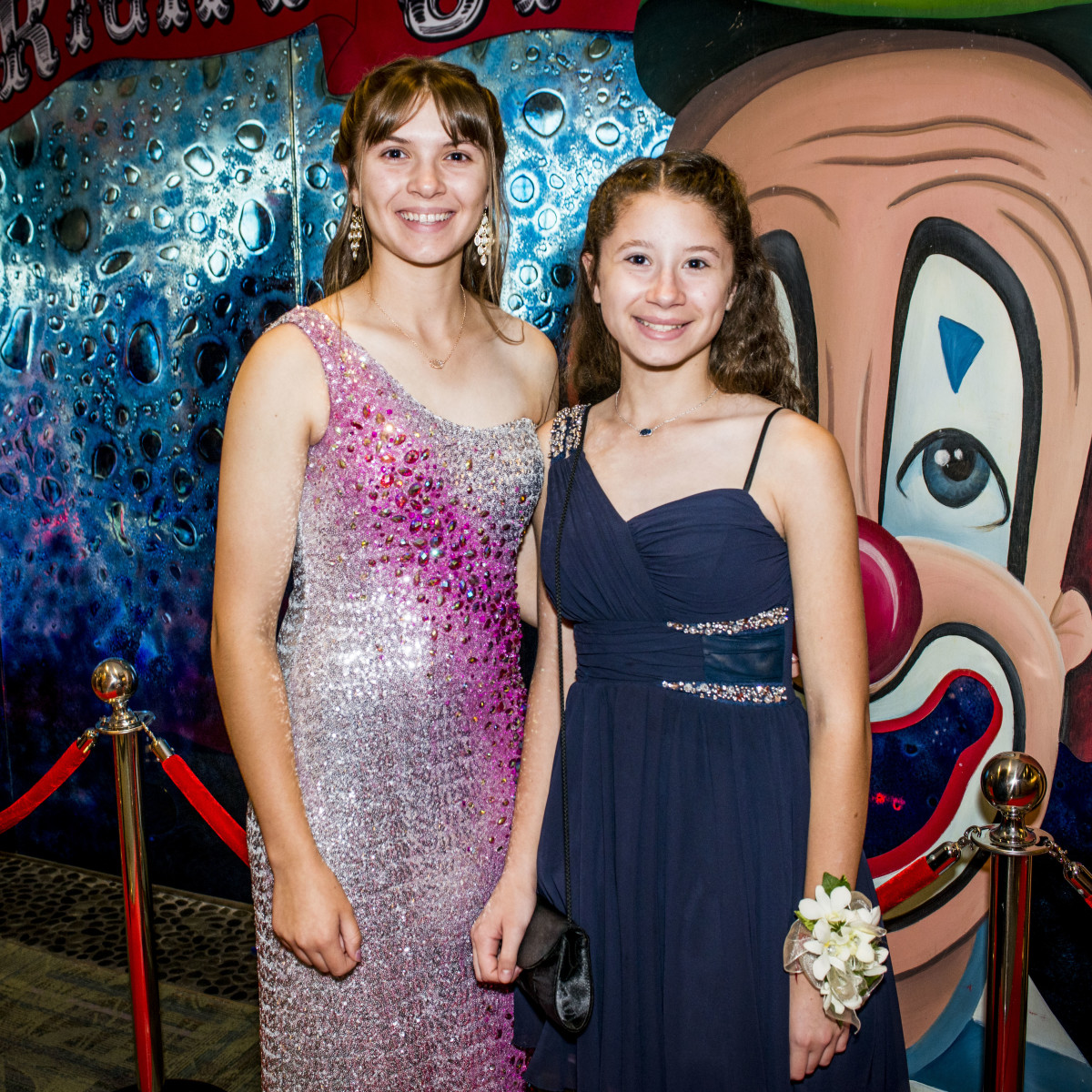 MD Anderson Prom Party Palooza
