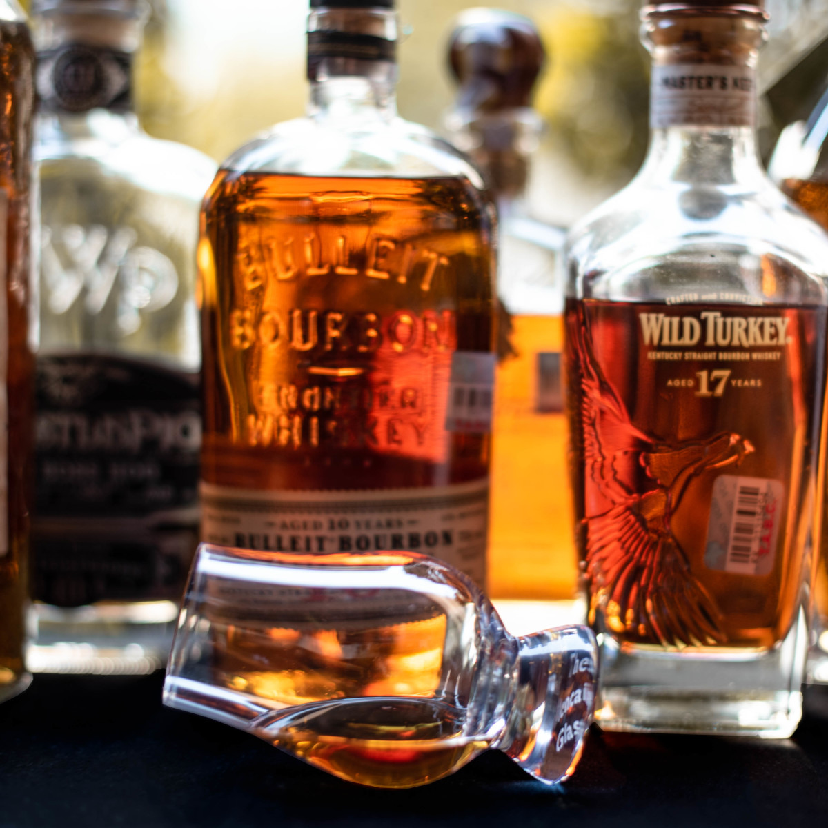 Bayou & Bottle bourbon dinner
