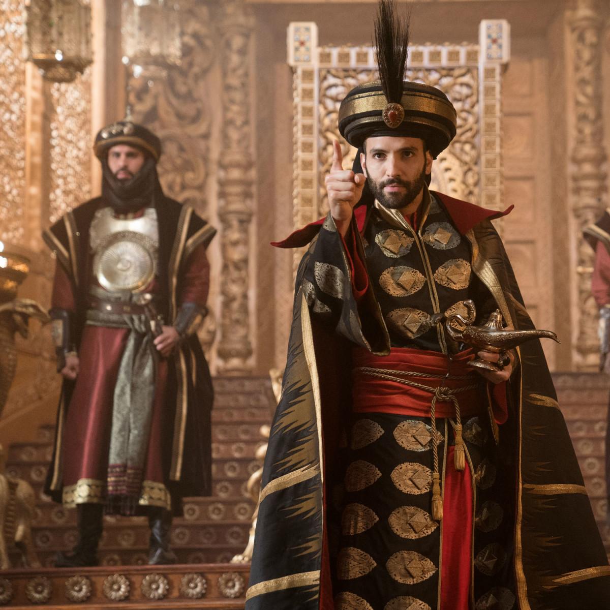Marwan Kenzari in Aladdin