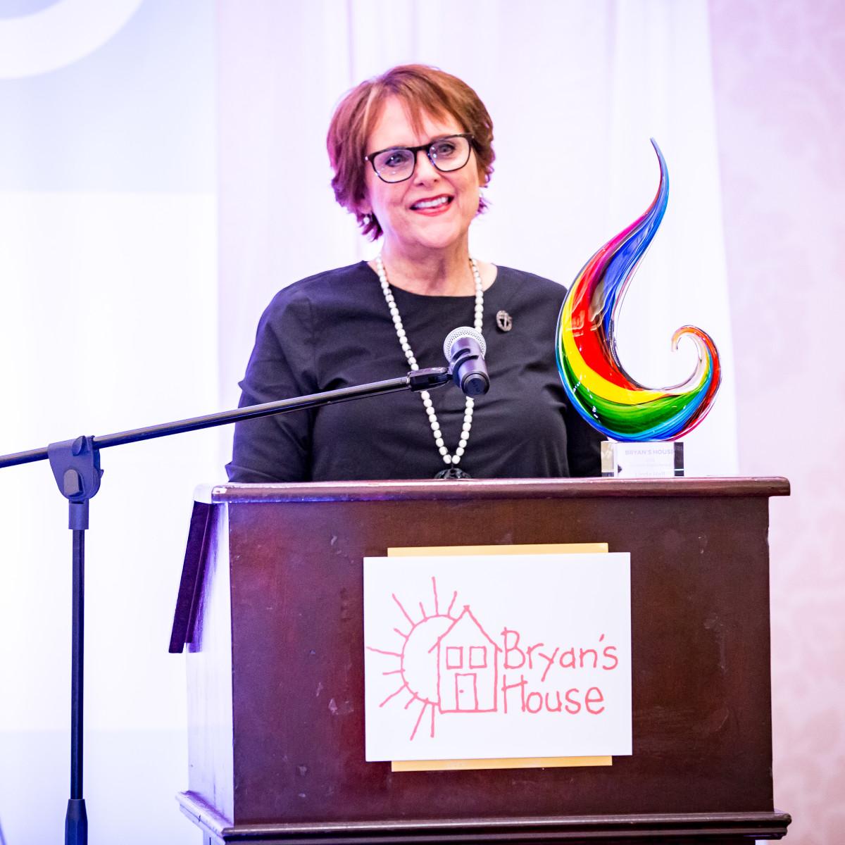 Humanitarian Awardee Linda Hall