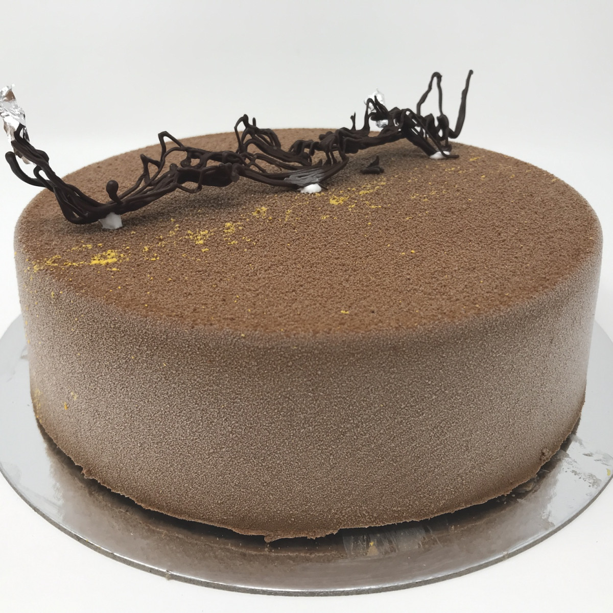 Cloud 10 Creamery dark chocolate with banana cake