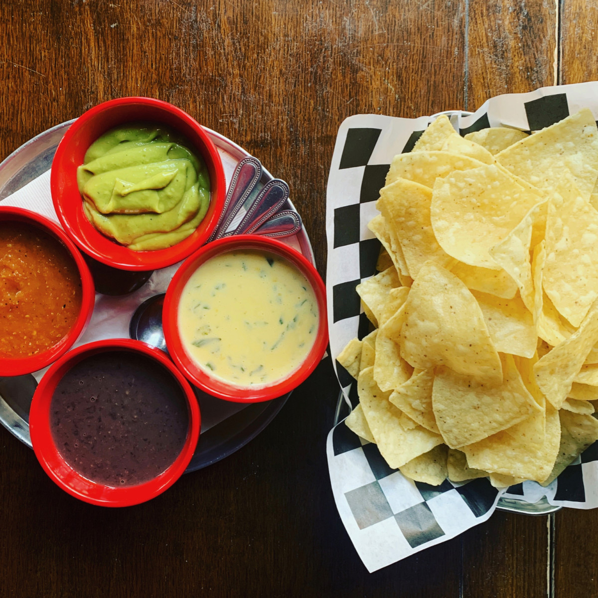 Rudyard's chips and dips