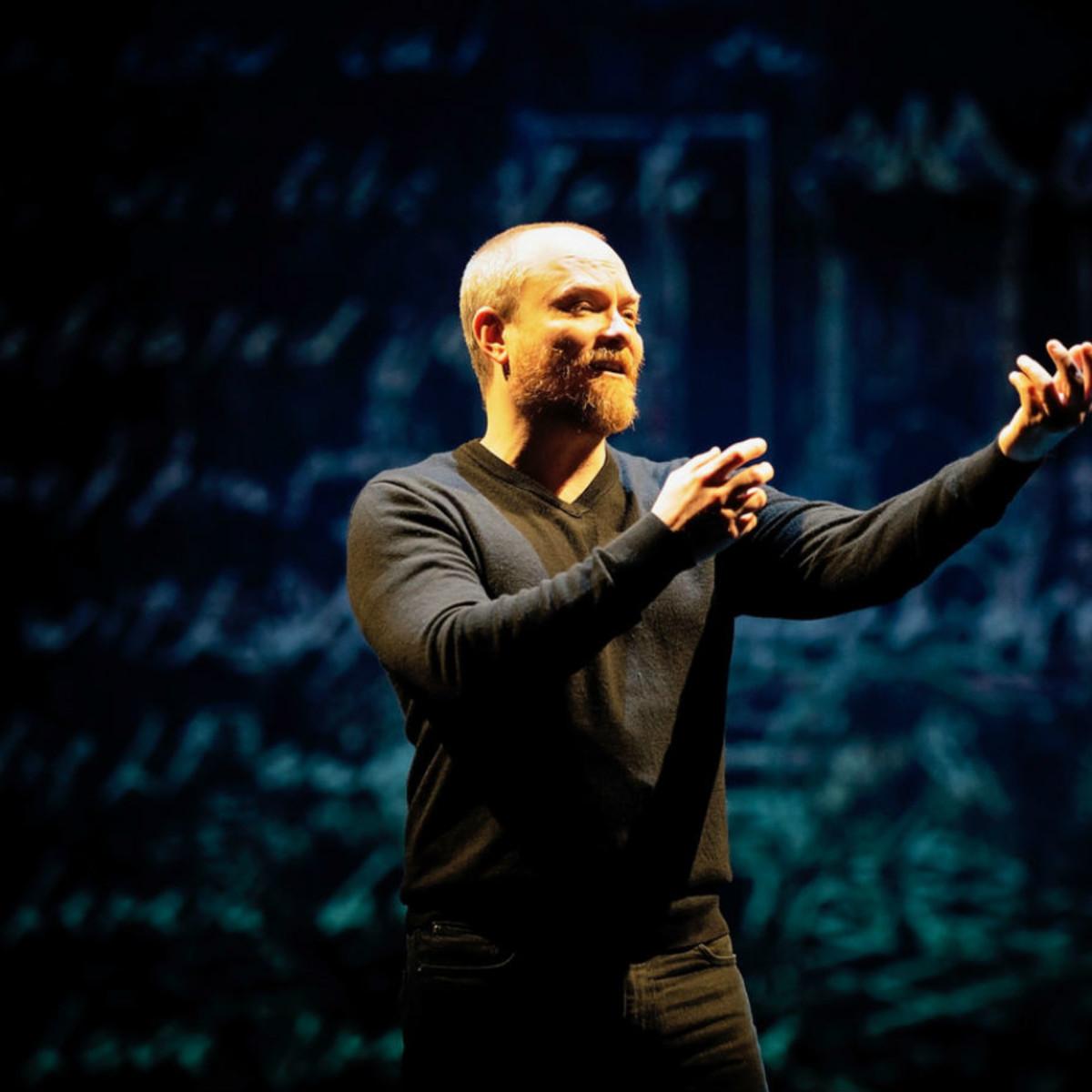 Guy Roberts in Hamlet