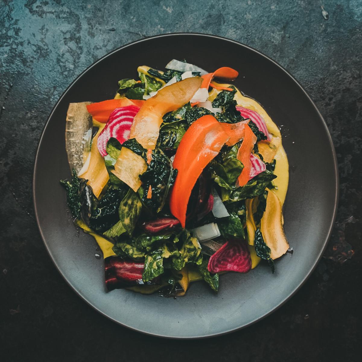 Revival Market Fresh Market Salad