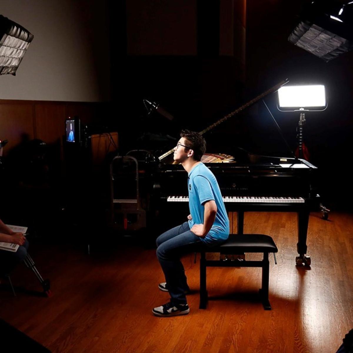 Jun Li Bui, Cliburn International Piano Competition webcast