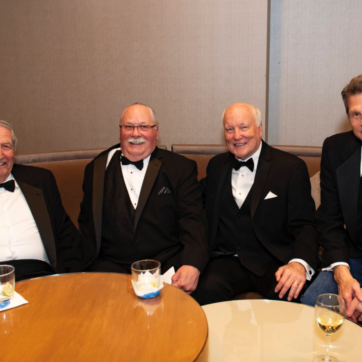 GeneStallings, DD Lewis, Cliff Harris and Charlie Waters