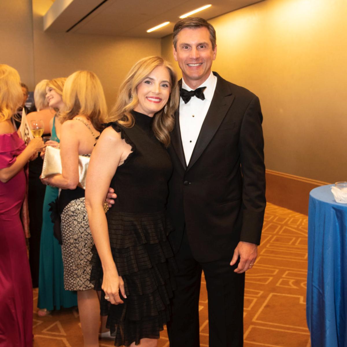 Allison Dooley and Derek Dooley
