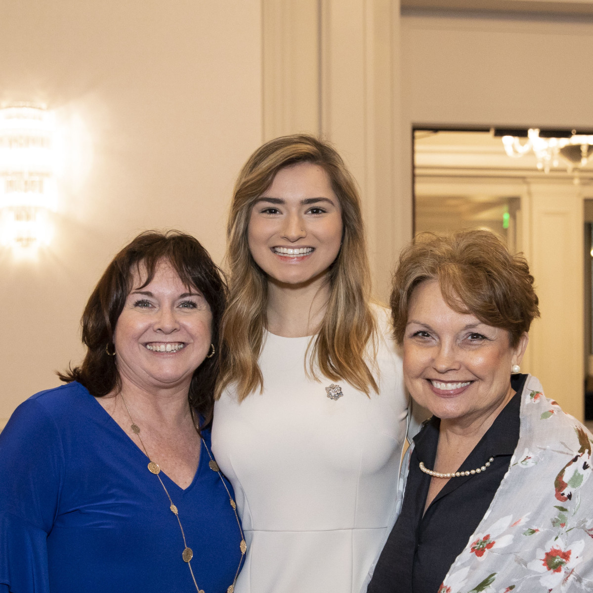 Rebeka Ecker, Victoria Ecker, Rosemary Mach