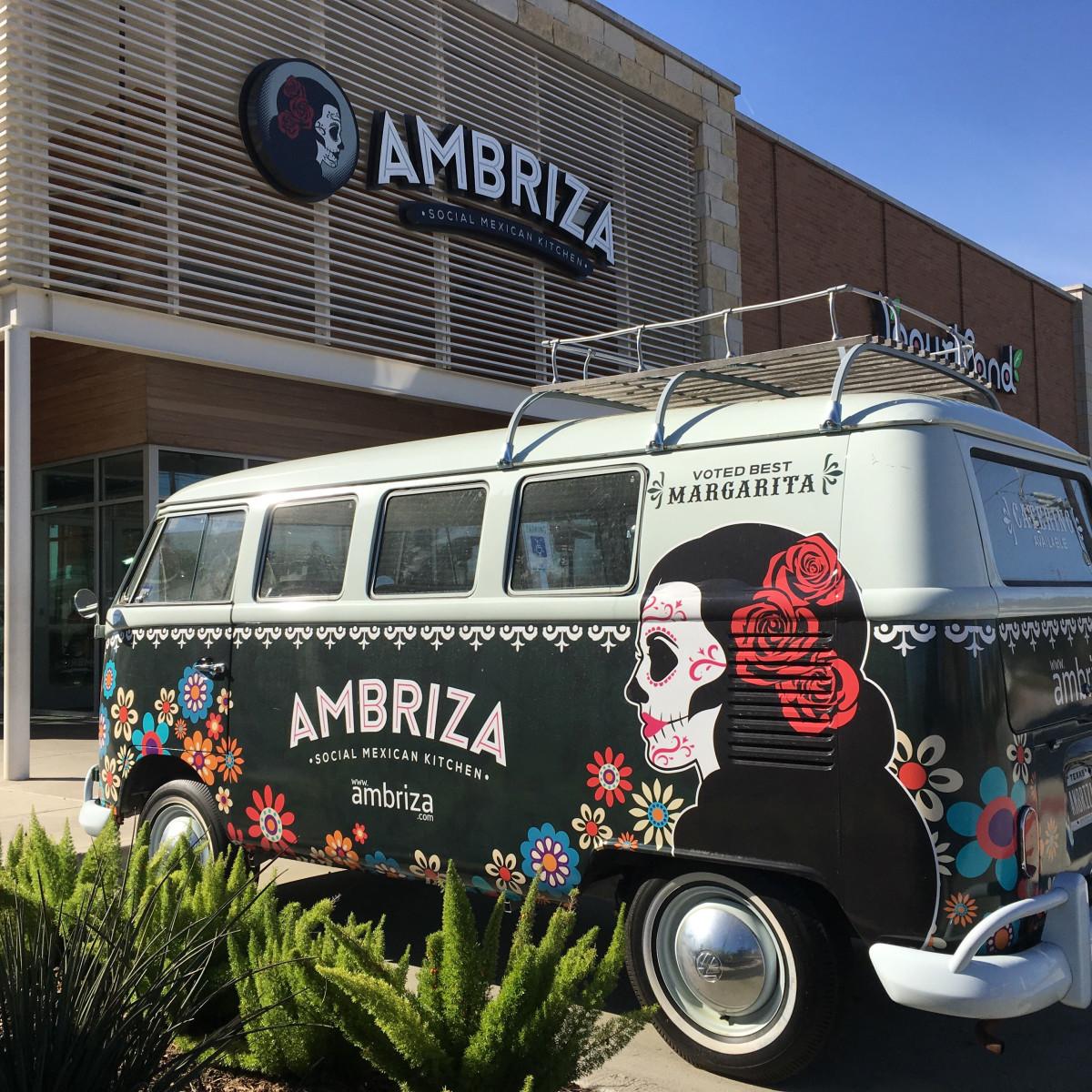 Ambriza Social Mexican Kitchen exterior