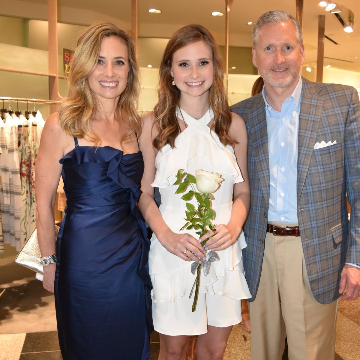 Amanda, Beth, Brint Ryan