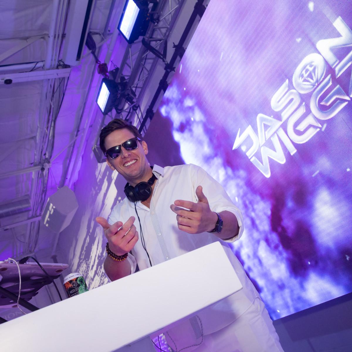 DJ Jason Wiggz