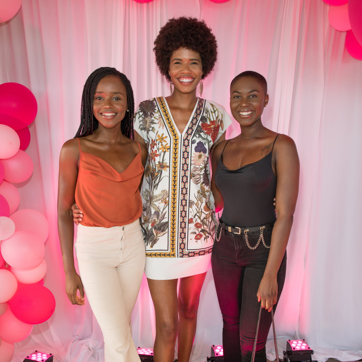Teen Vogue's Sweet 16 Laolu Onabanje Tiffany Baker Oyin Edogi