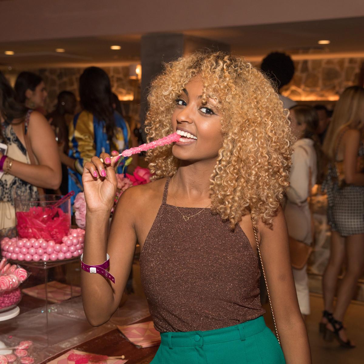 Teen Vogue's Sweet 16 Melat
