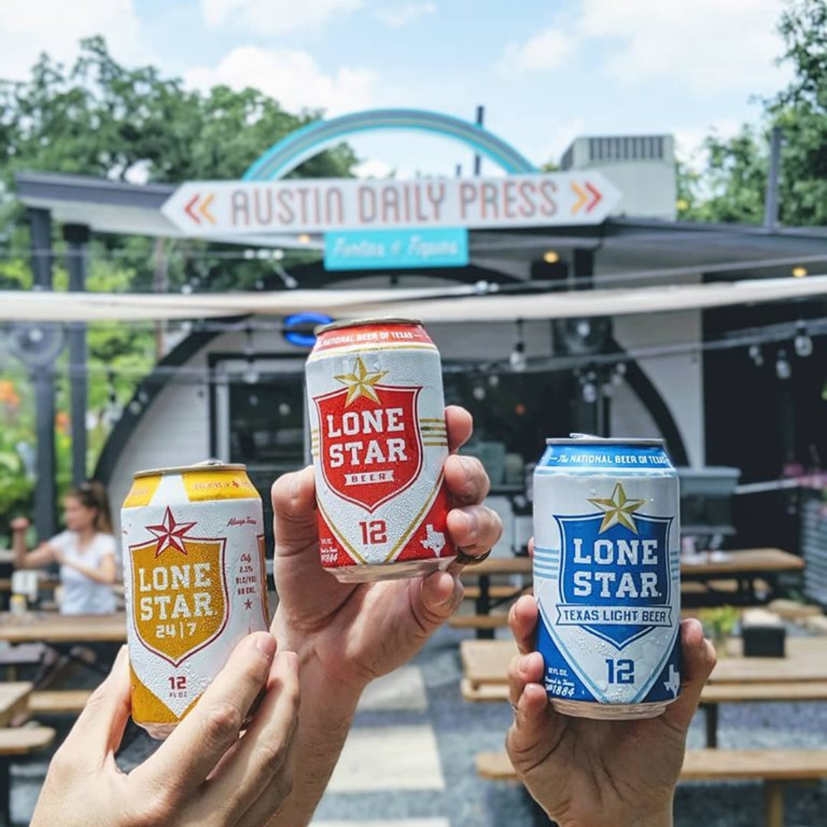 Austin Daily Press cheers with colorful beers