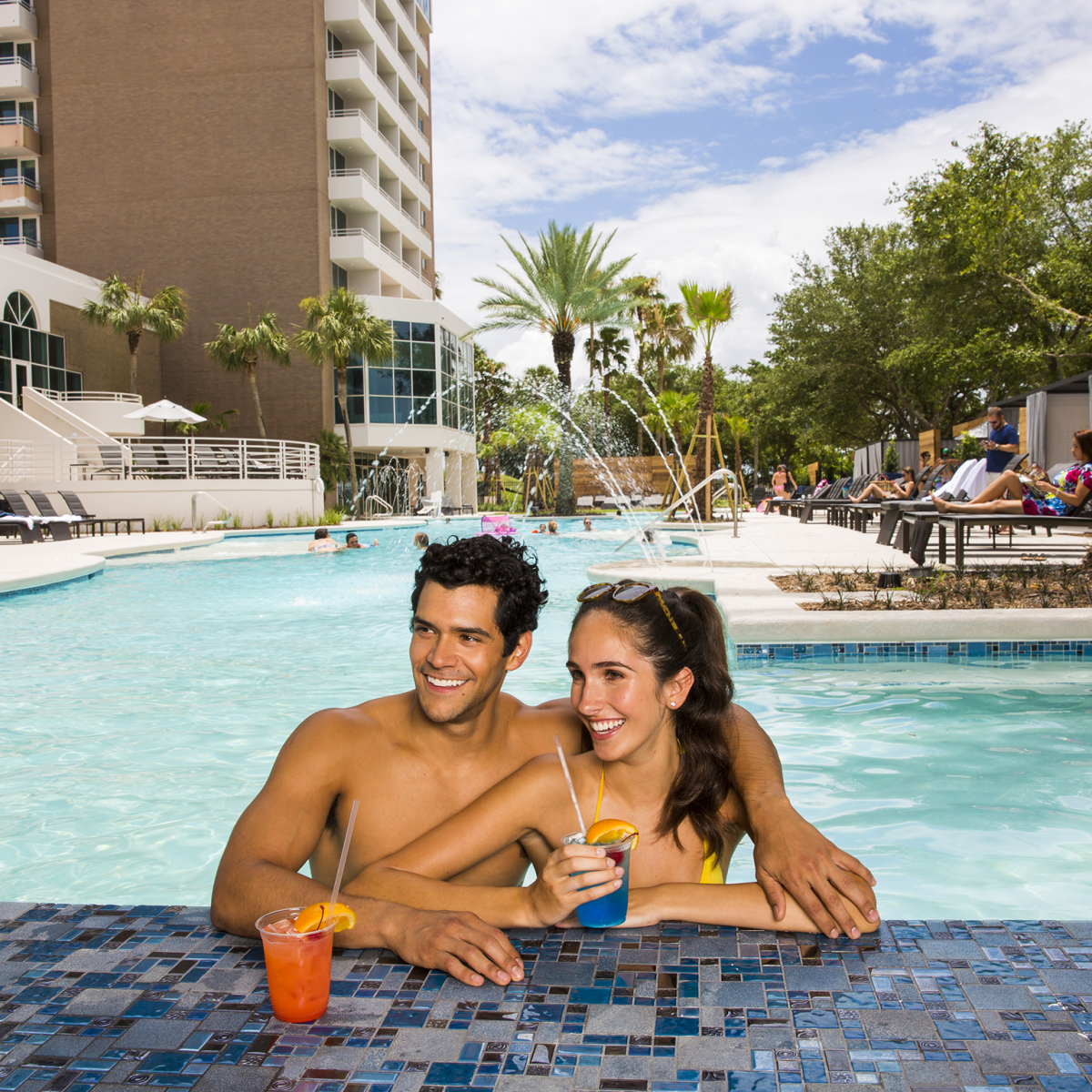 South Shore Harbour Resort pool