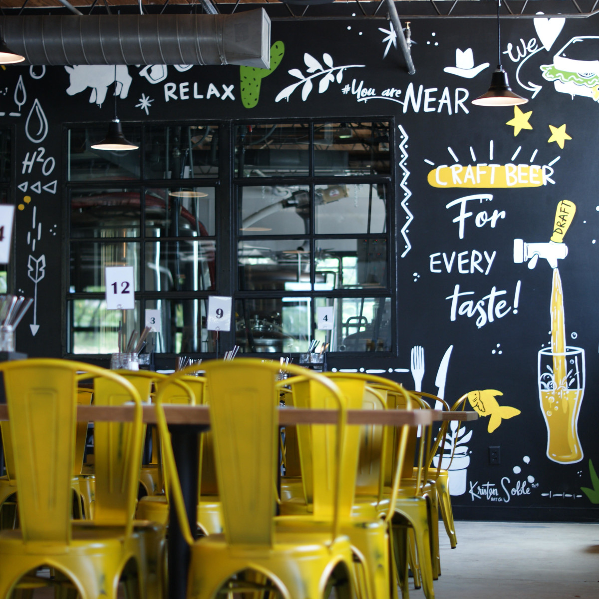 Funky Picnic Brewery Cafe
