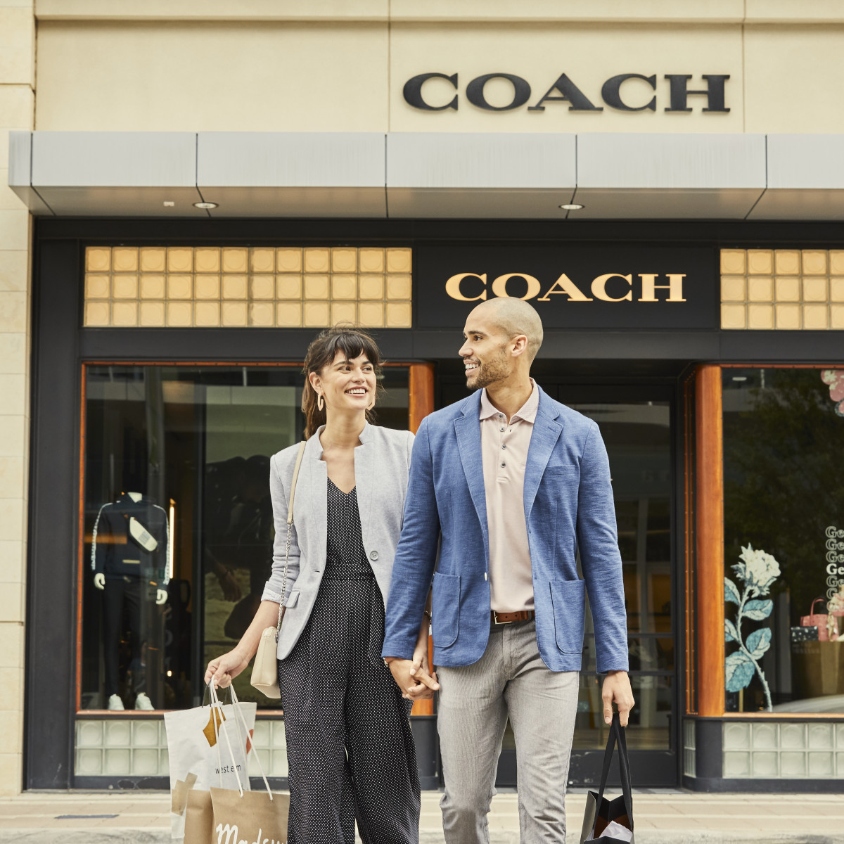 Legacy West Coach store