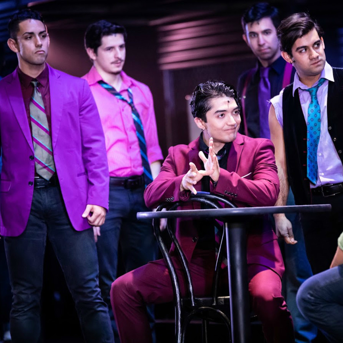 West Side Story AD Players Houston