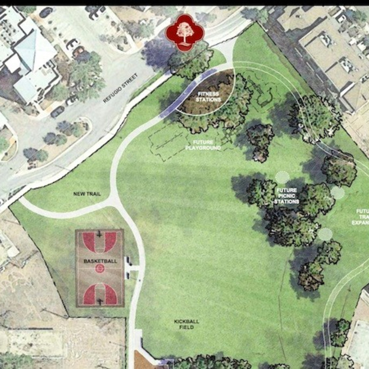 Labor Street Park San Antonio