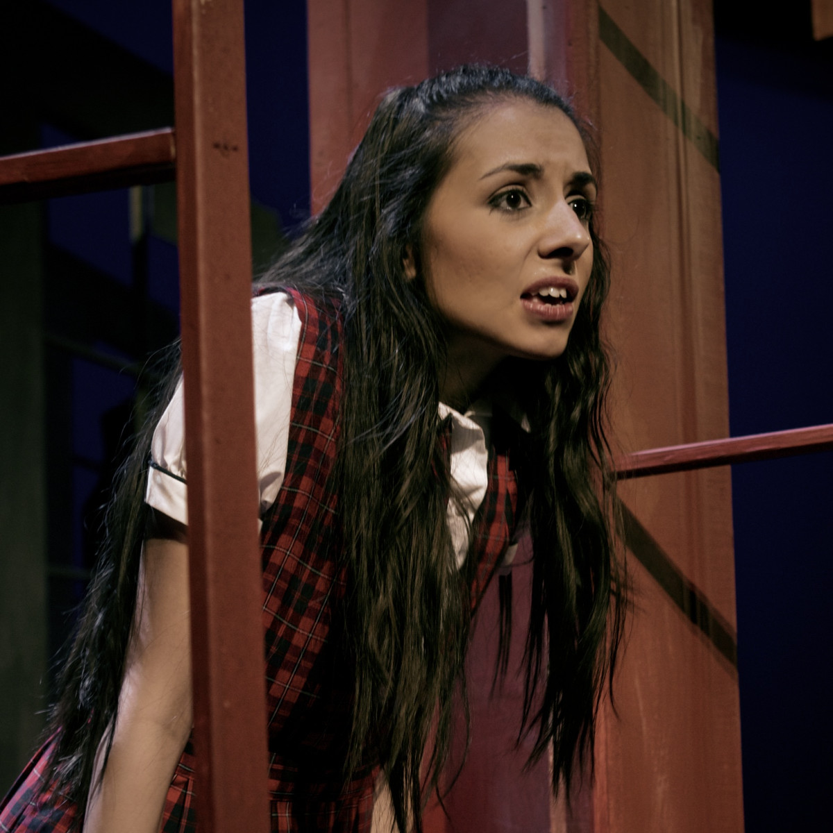 Cara Mía Theatre's 2011 production of The House on Mango Street