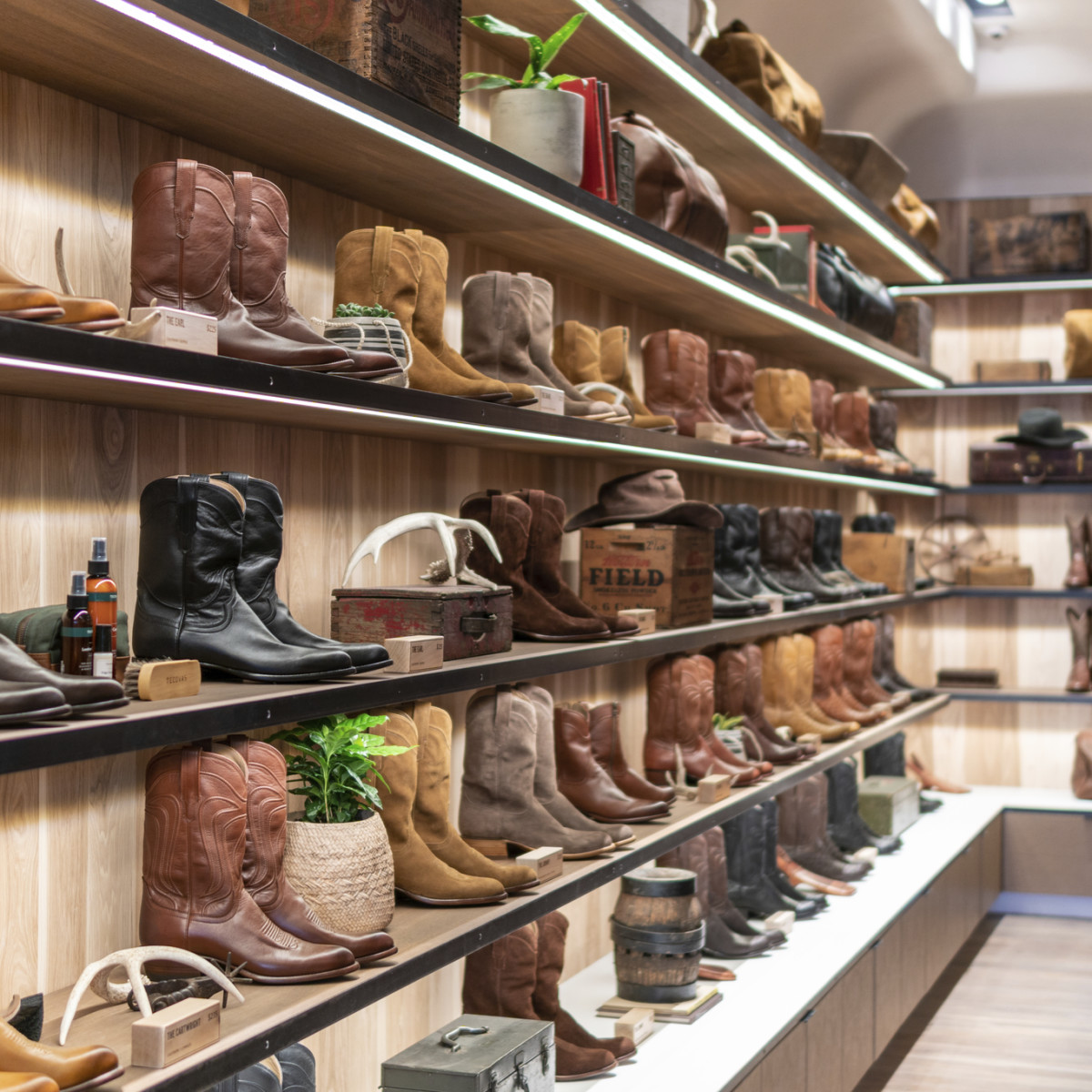 Tecovas San Antonio Boot selection