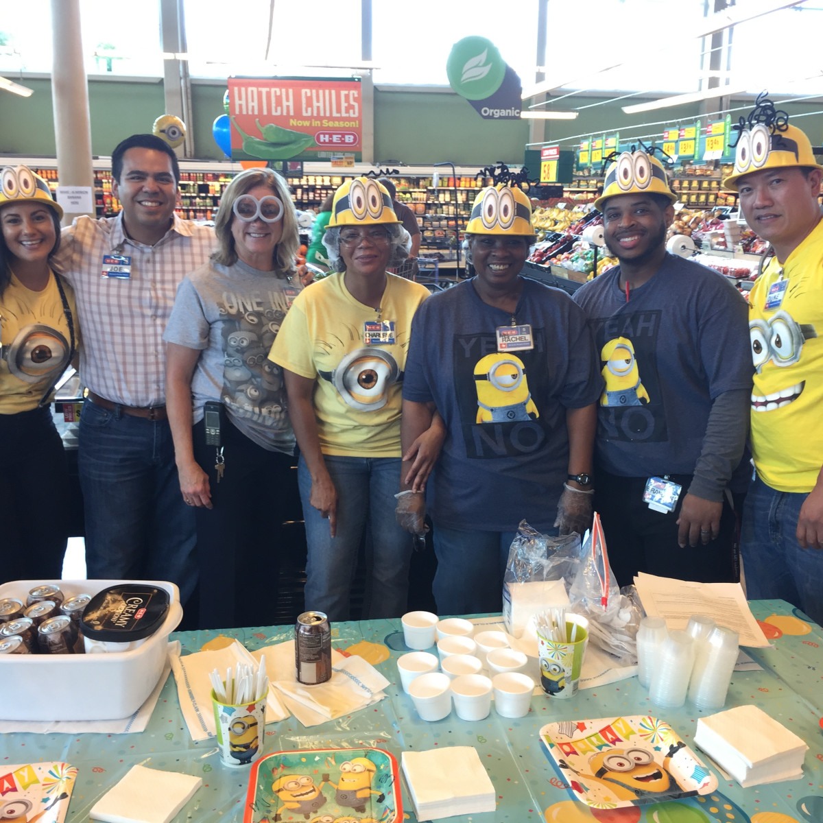 H-E-B Kids Day Houston