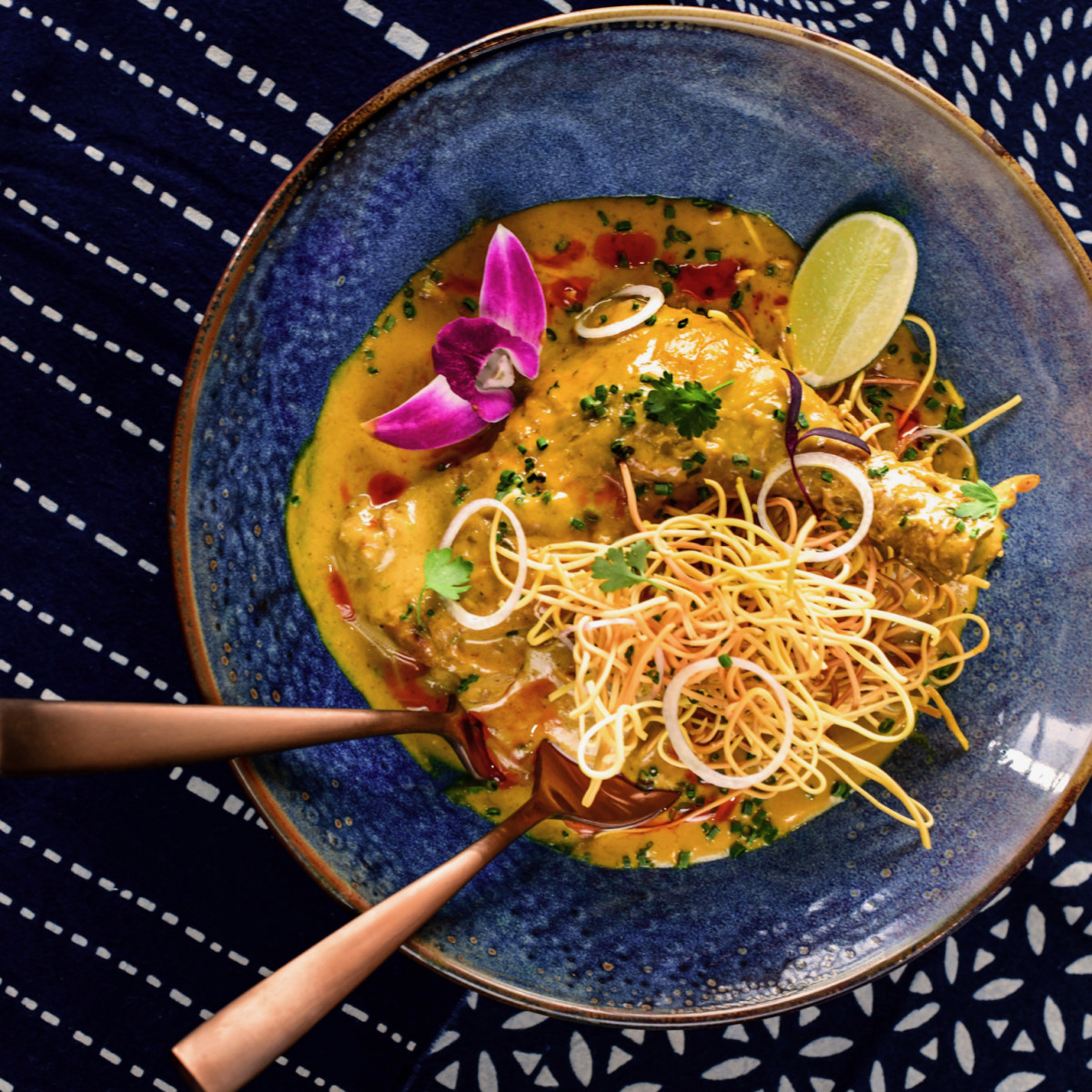 Traveler's Table Khao Soi