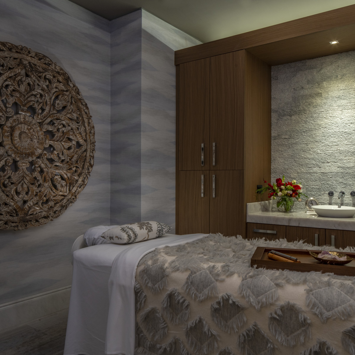 The Post Oak Hotel spa